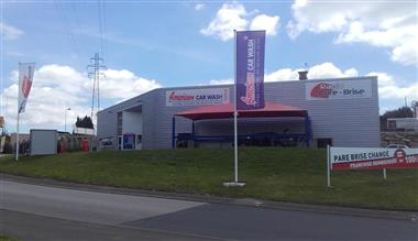 American Car Wash City Quimper Quimper