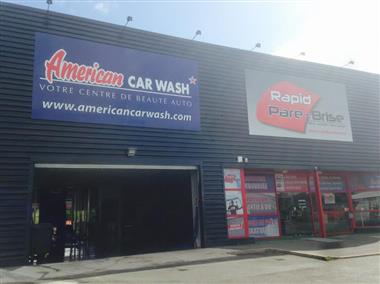 American Car Wash Villabé Villabé