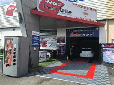 American Car Wash Toulouse Toulouse